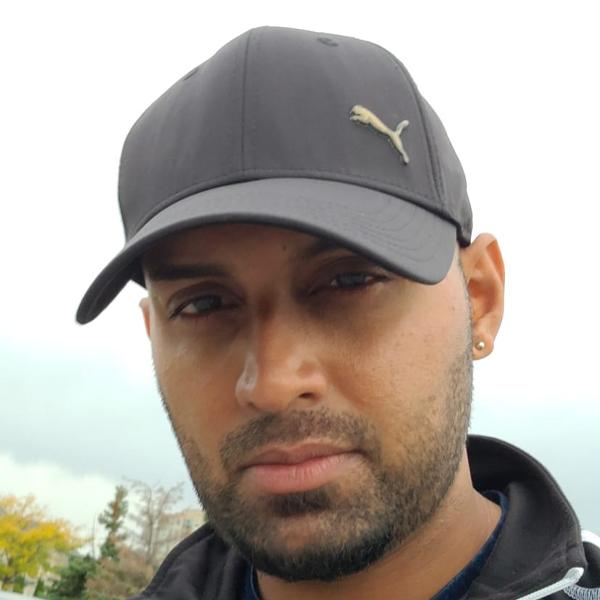 Sanjay Charuvil
